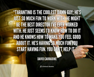 David Carradine Kung Fu Quotes