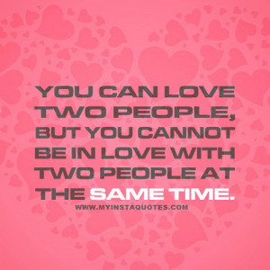Confused Love Quotes and Sayings
