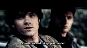 meaningful supernatural quotes