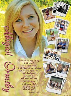 Portfolio – Yearbook Ad yearbook idea, yearbook advis, yearbook ...