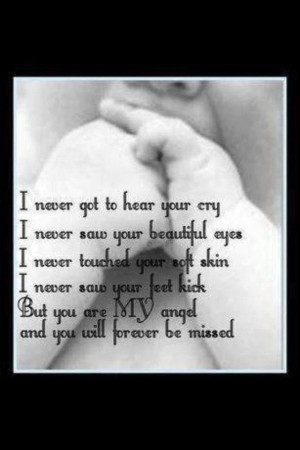 Displaying (16) Gallery Images For Baby Angel Quotes...