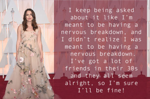 Keira Knightley's Refreshing Quotes On Turning 30 Will Make Women In ...