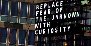 fear of the unknown picture quote