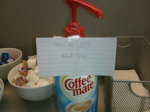 And You Thought YOU Had Stupid Coworkers?