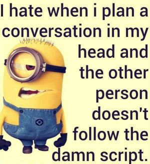 Best Funny Minions Quotes and Jokes