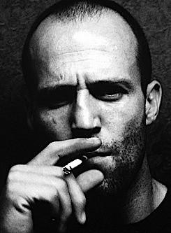 Jason Statham is smokin' hot.