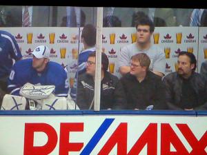 Trailer Park Boys @ Leafs Game