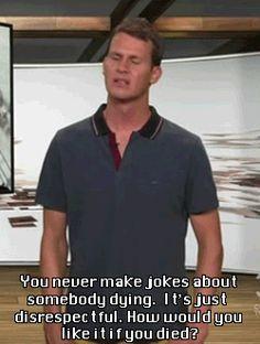 Favourite Comedians: Daniel Tosh