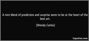 More Wendy Carlos Quotes