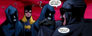 ... Christmas Miracle! – DC Comics Rehires Gail Simone For Batgirl