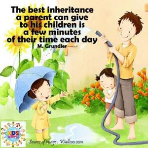 Best parenting advice quote