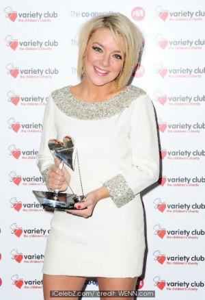 The Variety Club Showbiz Awards 2010 at the Grosvenor House Hotel ...