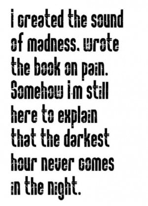 ... Madness - song lyrics, songs, music lyrics, song quotes, music quotes