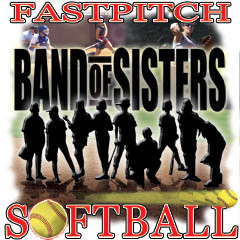 Name: Fastpitch Band Of Sisters Shirt Softball