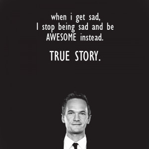 ... much to say he s just awesome super awesome himym rules i love barney