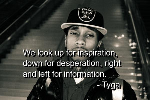 Tyga Quotes About Best Friends