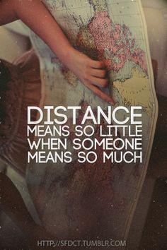 Distance :(