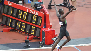 david rushida 800m world record