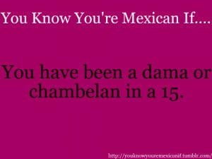 tagged: you know you're mexican if mexican