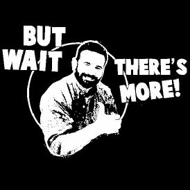 but wait theres more billy mays tshirt Billy Mays Tribute But Wait ...