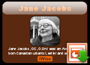 Jane Jacobs quotes