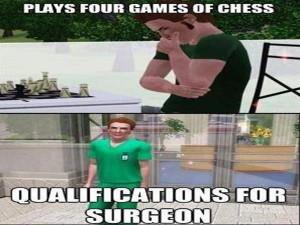 Funny Sims Screenshots 1 | FunnierPics.net