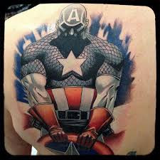 superhero tattoo quotes