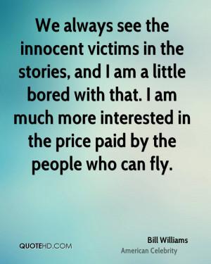 Bill Williams Quotes