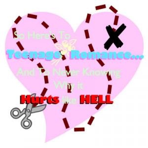 Teen Heartbreak Quotes Pictures