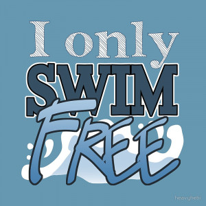 heavyhebi portfolio i only swim free iwatobi swim club anime quote