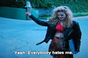 swag quote fashion hipster friends Grunge 90's Poison Ivy drew ...