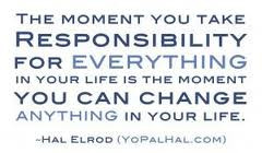 Taking Personal Responsibility: The Power of You