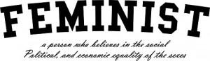 ... › Portfolio › FEMINIST - Chimamanda Ngozi Adichie Quote