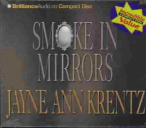 Jayne Ann Krentz SMOKE IN MIRRORS CD NEW 1st Class Ship