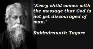 Rabindranath Tagore Jayanti FB Status Whatsapp DP