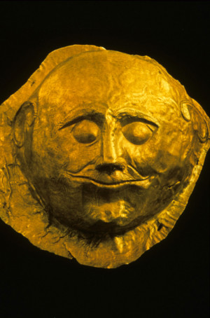 Alexander the Great Death Mask