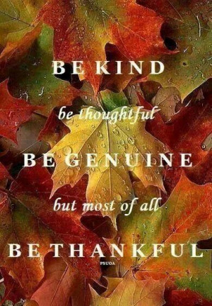 so thankful for everything big and small. I'm blessed to have the ...