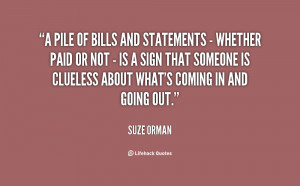 Suze Orman Quotes