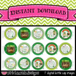 Wee Bit Irish - cute sayings for St. Patrick's Day - INSTANT DOWNLOAD ...
