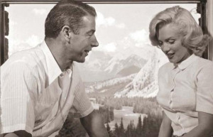 Joe Dimaggio Quotes About Marilyn Monroe Former yankee captain joe