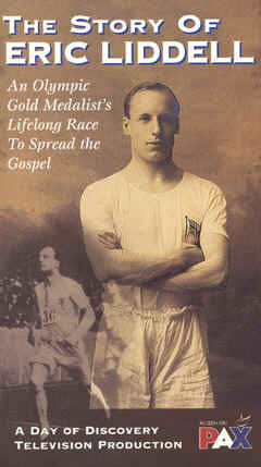 Returns you to MOVIE REVIEWS! Category page. The Story of Eric Liddell ...