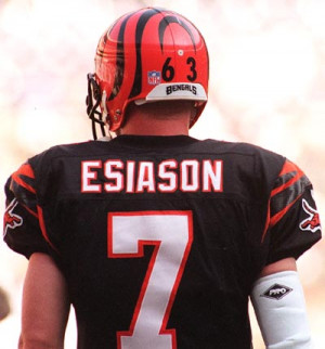 Like To Nominate Quarterback, Boomer Esiason.