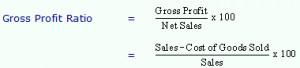 Gross Profit Ratio Assignment Help