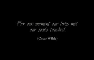 there are certain things that touch your soul dear friends it may be a ...