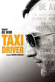 Taxi Driver 1976 movie poster