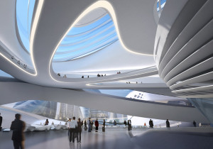 Modern Architecture By Zaha Hadid Architects
