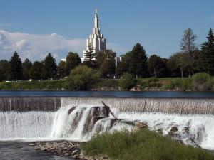 Description Idaho Falls Temple