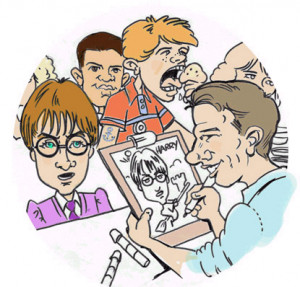Jared Phillips - Caricature Artist - Past Client Comments and Quotes