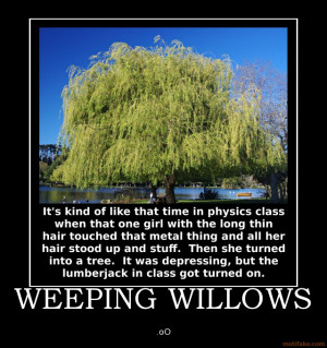 Weeping Willow Quotes