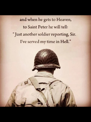 To those who sacrifice their whole world...Thank You. More